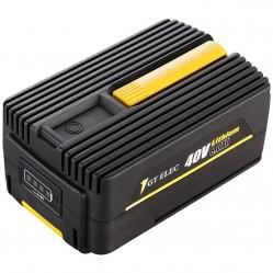 Batterie GT ELEC 40 Volts - Capacité 6 Ah