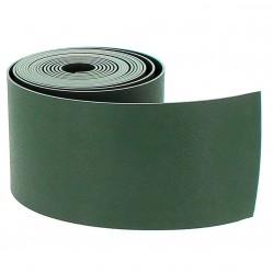 Bordure de jardin flexible verte - 15 cm x 6 mètres