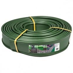 Bordure de jardin verte - 12,5 cm x 18 mètres
