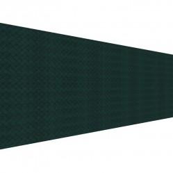 Brise vue vert, 160 g/m² - 2 x 25 mètres