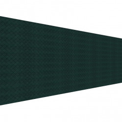 Brise vue vert, 160 g/m² - 2 x 50 mètres