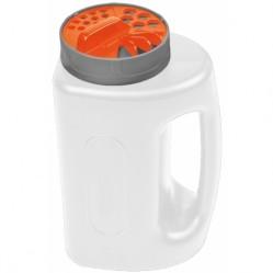 Épandeur manuel à engrais ou gazon - 2 litres